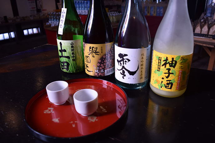 土田酒造株式会社